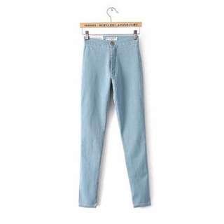 American Apparel Easy Jeans [pending]