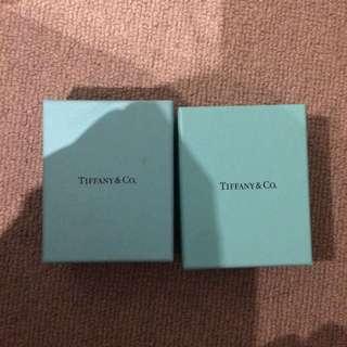 Tiffany Gift Box Authentic