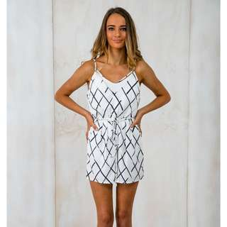 Stelly Playsuit BNWT Size 8
