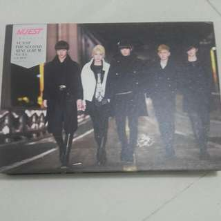NUEST Hello台壓專輯CD+DVD