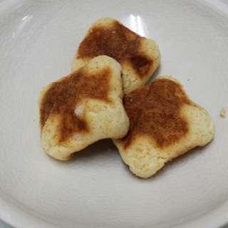 一口奶香鬆餅(原味)