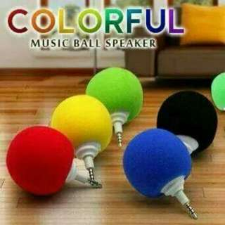 Music Ball Speaker