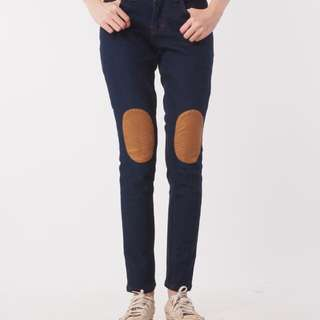 Denim n' Patch Gido Blue Jeans