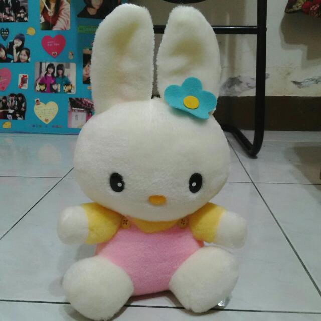 (無袋)玩偶兔兔