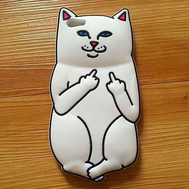 中指貓IPhone 6 5.5寸手機殼