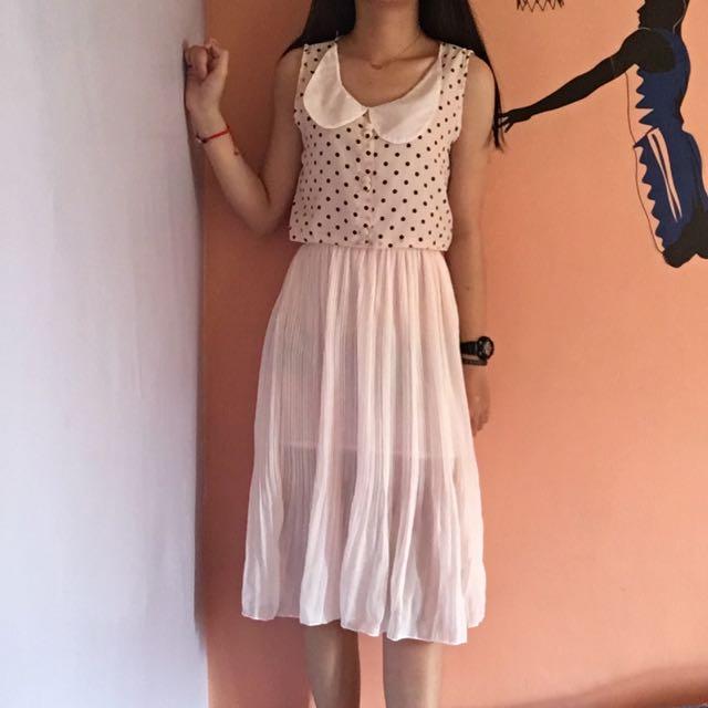 🙋雪紡洋裝