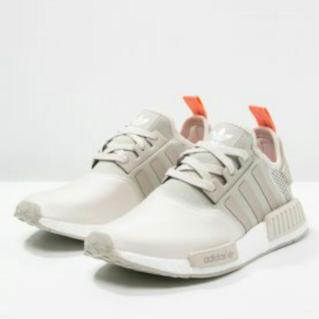 bbd8173eb Adidas NMD R1 Clear Light Brown Sun Glow S75233