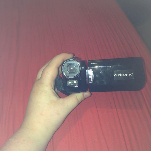 Audio Sonic HD Video Camera