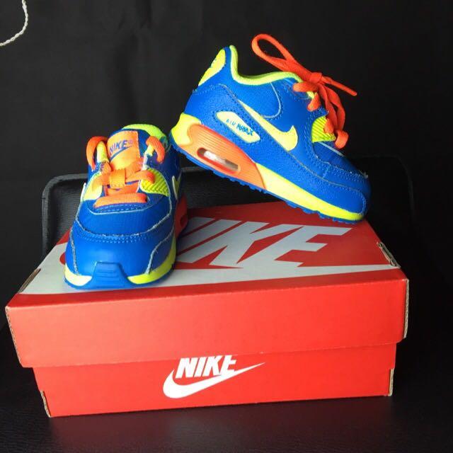 Baby Nike Air Max Shoes