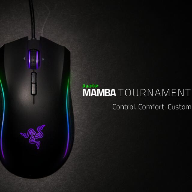 BNIB Razer Mamba Tournament Edition Chroma