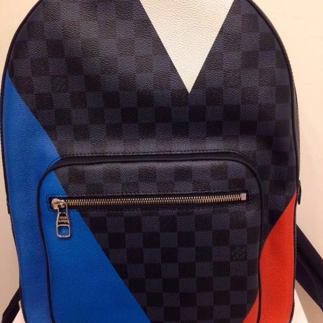 39f3451864de Brand New Limited Edition Louis Vuitton M41612 America Cup Josh Dam ...