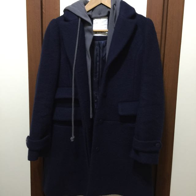 gozo鋪棉大衣外套