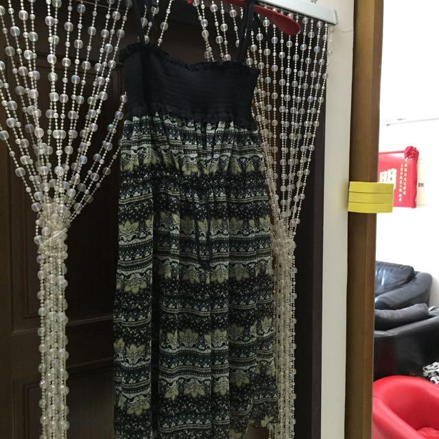 H2O雪紡洋裝