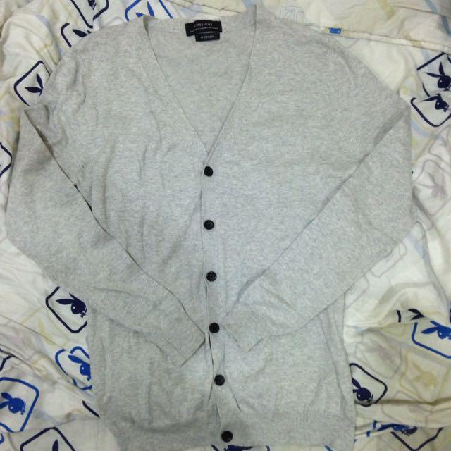life8 淺灰色針織衫