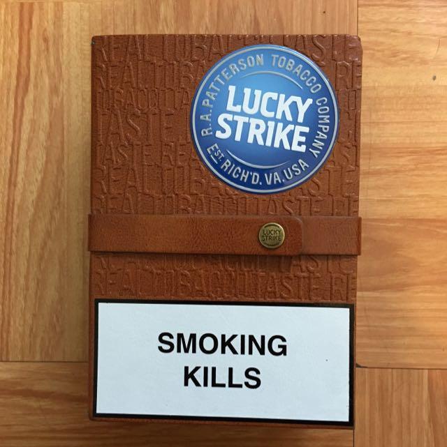 Lucky Strike 典藏盒