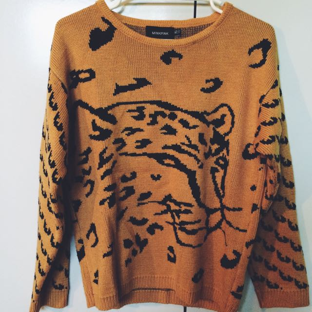 Minkpink Knit