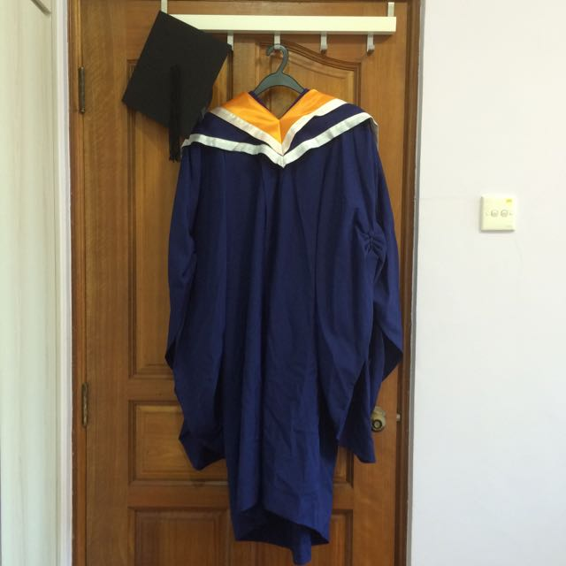 NTU Graduation Gown (Accountancy), Everything Else on Carousell