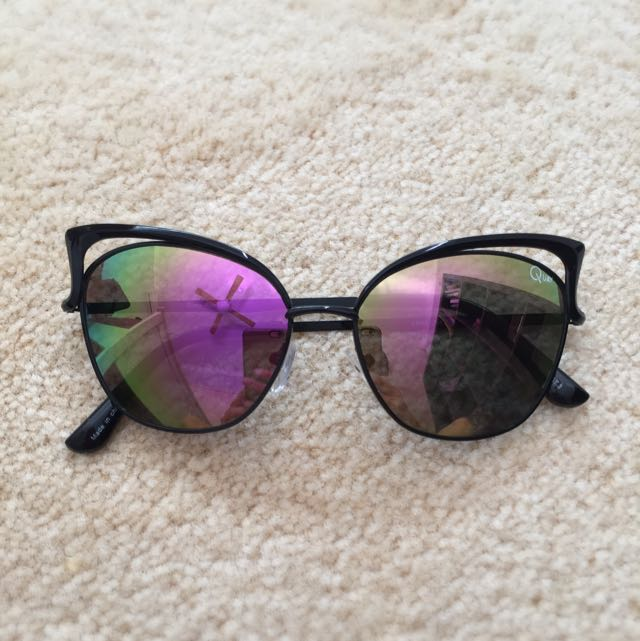 PENDING Quay Australia cat eye sunnies
