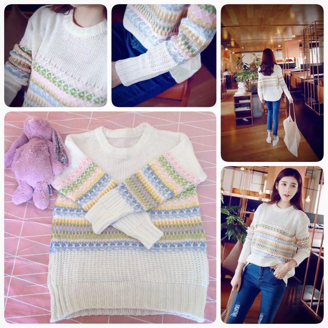 Korean Knitwear