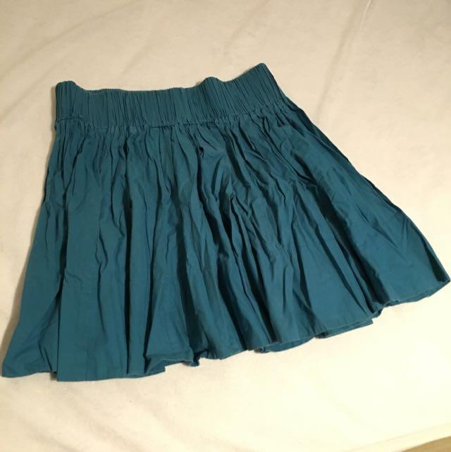 Size 10 Gathered Skirt