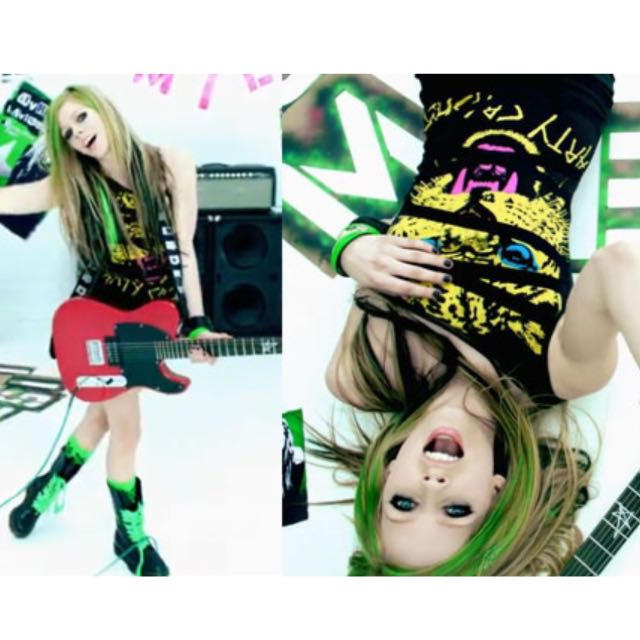 Size S Abbey Dawn by Avril Lavigne party crasher dress