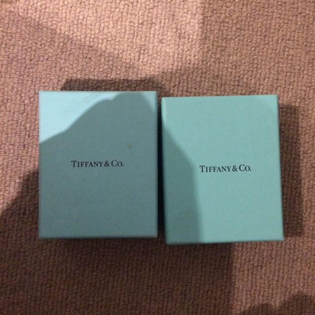 Tiffany Gift Box Authentic
