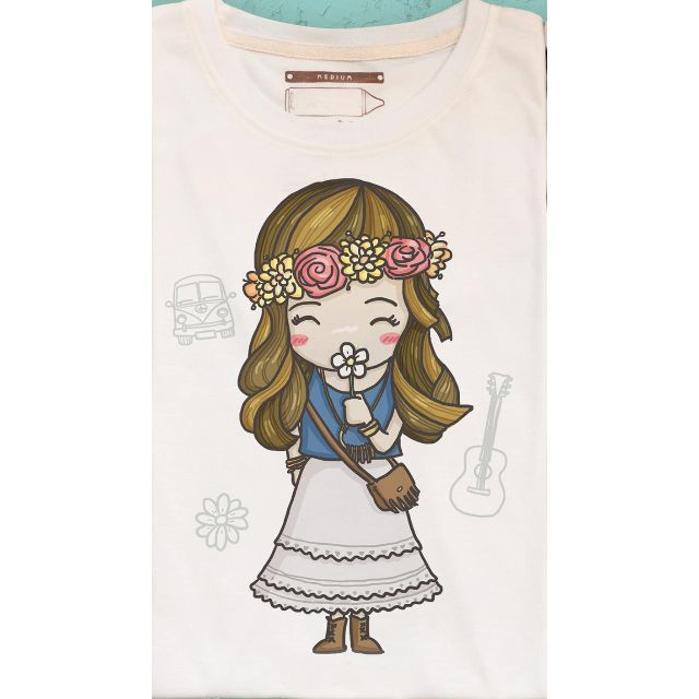Yippy Hippie tshirts! (Valentine's Day Limited Edition)
