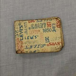 Levi's Genuine Leather Wallet
