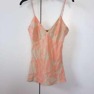 Silk Top Size 8