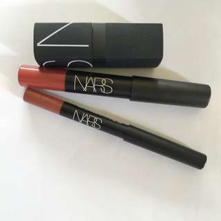 Nars Lips Set In Dolce Vita