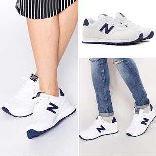 New balance白鞋~~