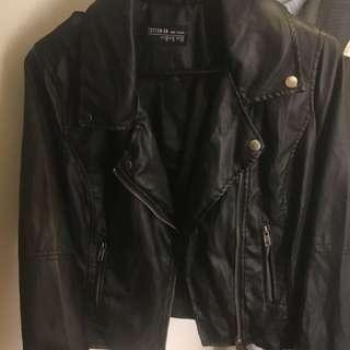 CottonOn Leather Like Jacket