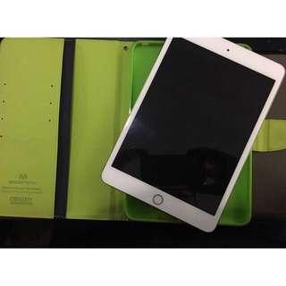 Pre Own Mini Ipad 3 16gb Gold (wifi)