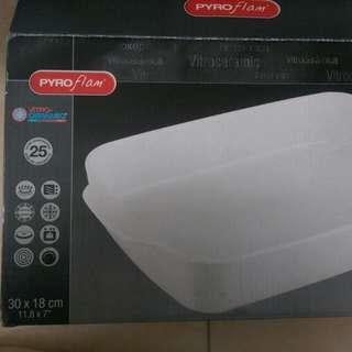 PYROflan - Vitro-Ceramic(Made In France)-BNIB