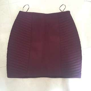 Cameo The Label Purple Skirt - Size S