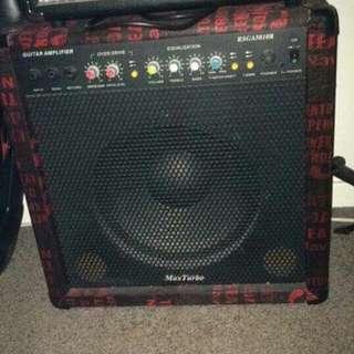 MaxTurbo Amplifier
