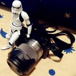 Sony nex f3 單眼相機