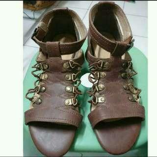 (限特殺)Magic Mirror專櫃羅馬鞋