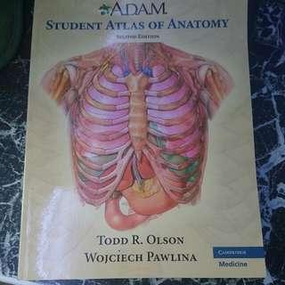 A.D.A.M Atlas Of Anatomy