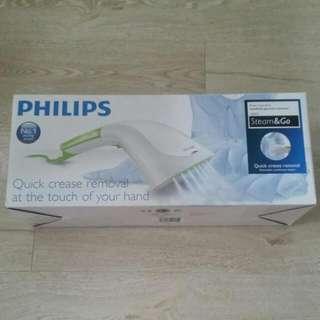 Philips Steam & Go Handheld Garment Steamer