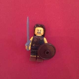 Lego Series 6 Highland Battler