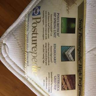 Sealy Posturepedic Mattress