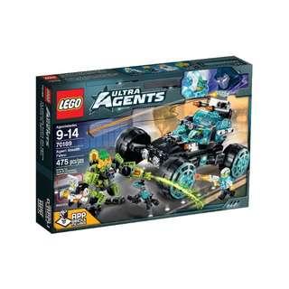 Lego Ulta Agents 70169 Ultra Agents Series - Stealth Patrol