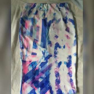 BNWT Size 6 High Waisted Skirt