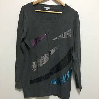 Sequinned Tunic - Size 14