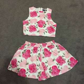 On Hold- Two Piece