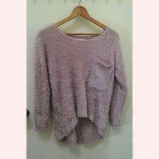 暖暖毛衣  修身  質感佳