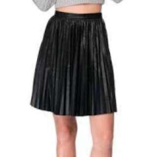 Black By Geng Skirt