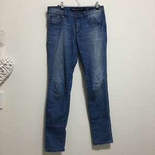 Lee Riders Bumster Super Skinny - Size 12