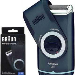 Braun Mobileshave M30